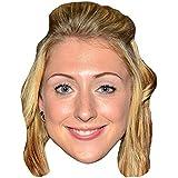 Celebrity Cutouts Laura Trott Celebrity Mask, Card Face And Fancy Dress Mask