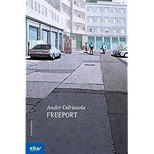 Freeport (Ateko bandan Book 37) (Basque Edition)