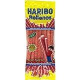 Haribo Relleno Geles Dulces con Sabor a Fresa y Pica Sour - 80 g