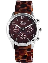 Breda mujer-reloj analógico con mecanismo de cuarzo 100427000010