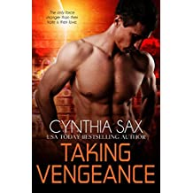 Taking Vengeance (Cyborg Sizzle Book 12) (English Edition)