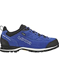 Lowa laurin GTX lo Zapatos de Alpin para hombre (Azul) azul Talla:9.5