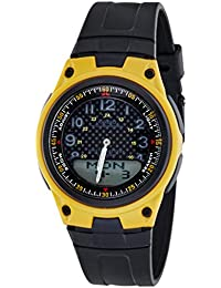 CASIO AW-80-9 - Reloj de cuarzo, para hombre, color negro