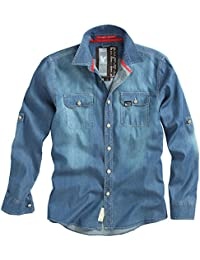 Raw Vintage Jeans Shirt