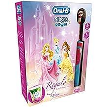 Braun D 12 Vitality Stages Princesas - Cepillo de dientes + vaso