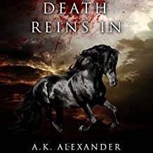 Death Reins In: Michaela Bancroft, Book 2