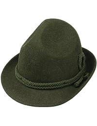 Lipodo Sombrero de Fieltro Lana Dreispitz by bávarosombrero alpino bávaro