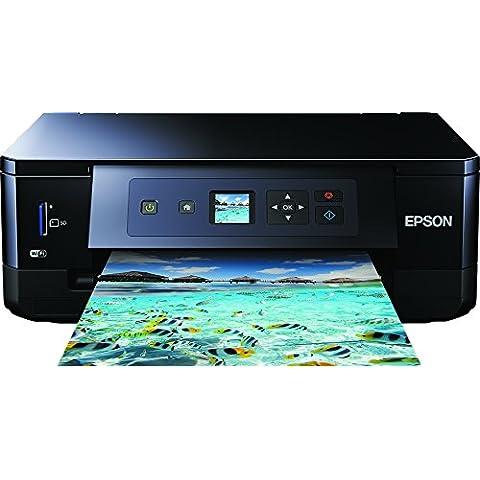 Epson Expression Premium XP-540 - Impresora multifunción con WiFi, color negro