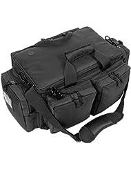 ahg Anschütz Range Bag Tasche, Schwarz, 60 x 27 x 37 cm