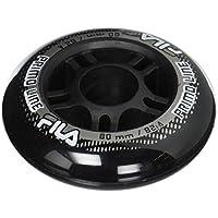 Fila Wheels FILA wheels 72mm/82A x 8, Blanco, 80 mm