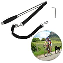 Itian Titular de bicicletas para los separadores de rack moto perro guía para la bici de