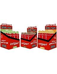 Infisport Gel Oral 9 x 50g Cola con Cafeína