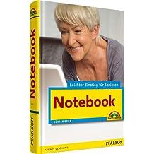 Notebook - leichter Einstieg für Senioren - mit Win 7 und Office 2010