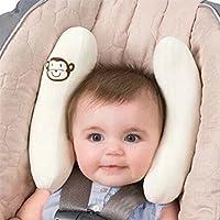 Cojín de viaje para bebé con soporte para la cabeza de los niños