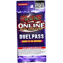 Yu-Gi-Oh! ONLINE DUELPASS Advent of the Emperors
