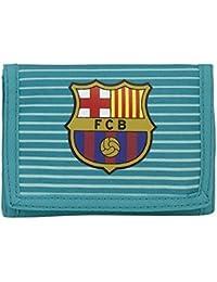 FC Barcelona Monedero, 12 cm, Turquesa