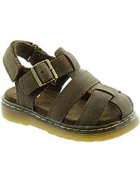 Dr Martens Chaussures Sandales-Moby pêcheur Marron