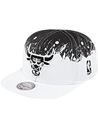 Mitchell & Ness Homme Casquettes / Snapback Spatter Chicago Bulls