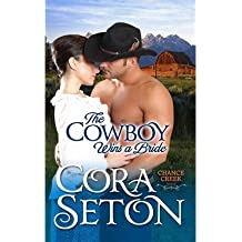 Seton, Cora [ The Cowboy's E-mail Order Bride ] [ THE COWBOY'S E-MAIL ORDER BRIDE ] Apr - 2013 { Paperback }