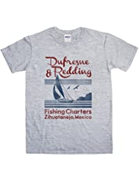 8Ball Originals - Hommes T Shirt - Dufresne And Redding Fishing Charters