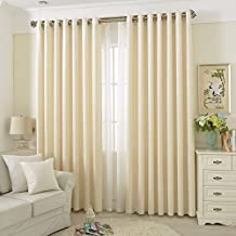 pure color opaco doble cara felpilla u cortinas con anillas cortinas para saln o dormitorio