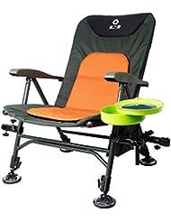 Entspannender Rückenlehnenstuhl Outdoor Faltender beweglicher leichter Hockerstuhl für Picknickgrill Skizze Fischen-Stuhlstuhl