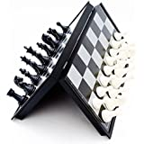 "ShopNGift Chess Folding Magnetic Travel Set - 9"" Board Game"
