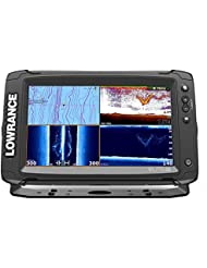 Lowrance Elite 9ti eco-chartplotter GPS con trasd Med/High/totalscan