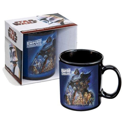 Star Wars - mug Empire Strikes Back (in 10 cm) - Amazon Musica (CD e Vinili)