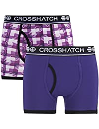 Pack de 2 boxers Crosshatch