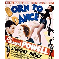 born to Dance 1936 – Tappetino per il (Tipo Movie Poster)