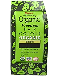 radico Colour Me Organic Plante couleur des cheveux Violet (Bio, vegan, cosmétique naturel) Violet