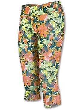Joma Tropical - Pantalones para Mujer, Color Lima, Talla S