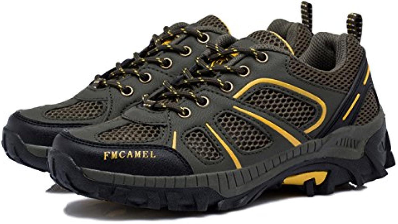 Scarpe Sportive da Uomo E da Donna Leggere Scarpe da Trekking A Vita Bassa Scarpe da Trekking per Escursioni Fuoristrada... | Lavorazione perfetta  | Uomini/Donne Scarpa