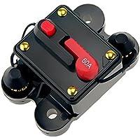 kumeed disyuntor Trolling Motor Auto Car Marina Barco Bike audio estéreo Inline Fusible Inverter