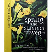 Spring and Summer: Cooking with a Veg Box