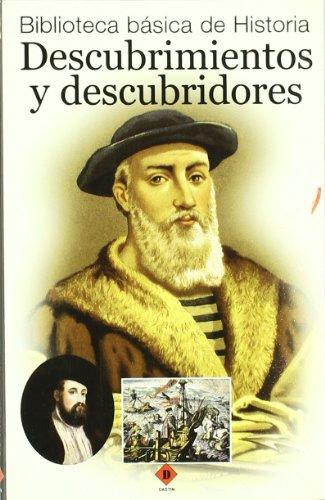 Descargar Libro Descubrimientos y descubridores (Biblioteca Basica De Historia / Basic Library of History) de Lucena Salmoral