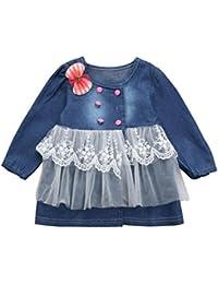 Tefamore ❤️Ropa para niños bebés Conjunto da534e83d8a9
