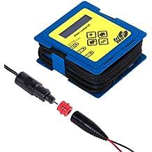 fritec - Cargador y dispositivo de diagnóstico de alto rendimiento (para baterías de 6 y 12 V, ahora también para baterías de iones de litio)