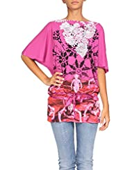 DESIGUAL - Camiseta para Mujer
