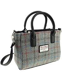 200ceaa8b5 Ladies Authentic Harris Tweed Small Tote Bag Brora LB1228