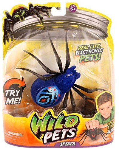 Wild Pets Electronic Spiders - Chiller
