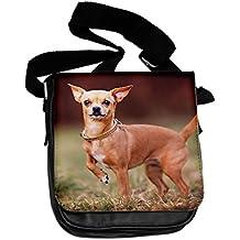 Perro Chihuahua Animal Bolsa De Hombro 078