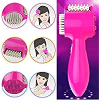 Preisvergleich für attachmenttou 4in1 HauptMassager Hammer Stress-Fatigue lindern Linderung Stress-Tension Facial