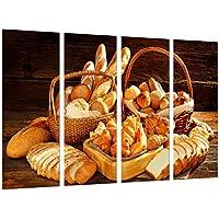 Cuadros Camara Poster Moderno Fotografico Variedad de Panes, Panaderia, Pasteleria, Pan, 131