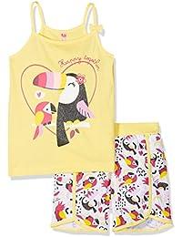 Lina Pink Bf.Flori.Psh, Conjuntos de Pijama para Niñas