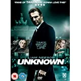Unknown [DVD] [2011] by Liam Neeson