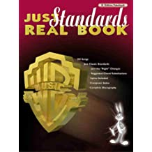 Just Standards Real Book (E-flat Edition)