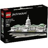 LEGO Architecture - Juego de construcción Edificio del capitolio de Estados Unidos (21030)