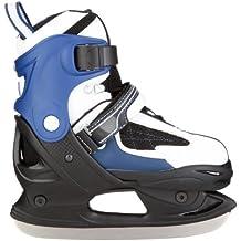 Hudora HD - Juego de patines de hielo para niños Talla:32 - 35
